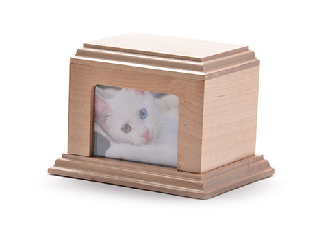 Ever My Pet Angel Cat Pet Urn